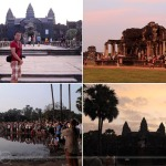 The Angkor Wat, Bow!
