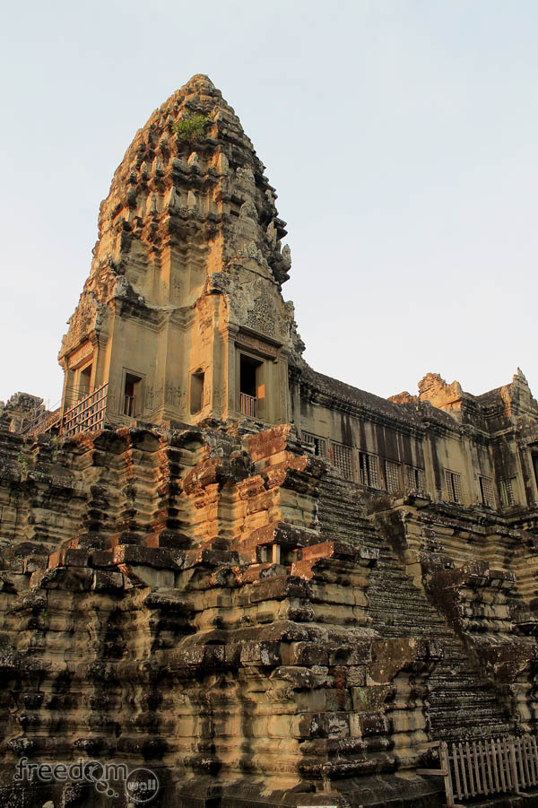 Angkor Wat Tower