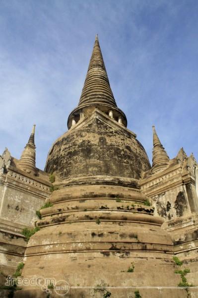 Wat Phra Si Sanphet Chedi or Stupa