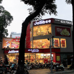 Jollibee Store in 194D Pasteur St., District 1 Ho Chi Minh City, Vietnam
