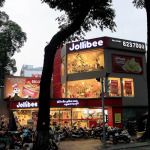 It feels like Home in Jollibee Vietnam