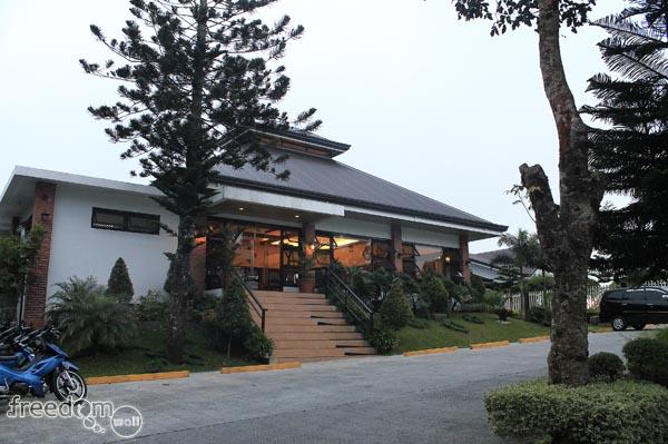 Rowena's Restaurant, Tagaytay