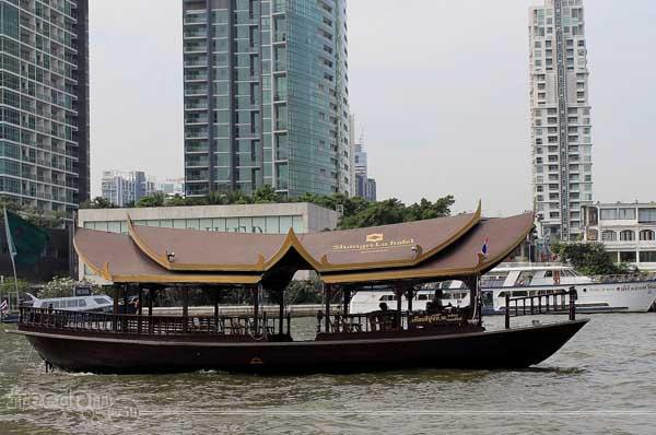 Shangri-la Bangkok river cruiser