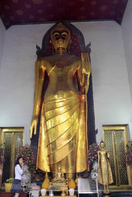 Giant Female Buddha