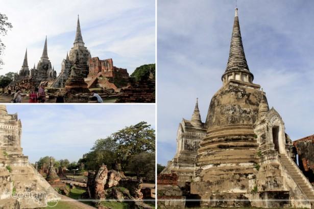 Wat Shra Si Sanphet Ruins