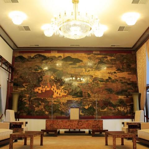 ambassadors chamber reunification palace
