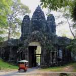 Shutter: The Victory Gate of Angkor Thom