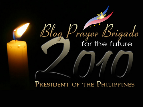 blogger prayer brigade