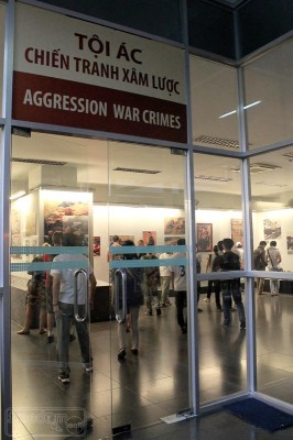 Gallery of Aggression War Crimes