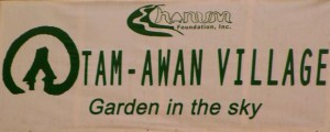 Tam-awan Village: Garden in the sky