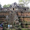 The Phimeanakas and the Remains of Angkor Thom Royal Palace
