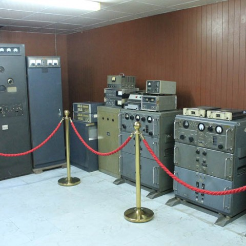reunification palace command communication system