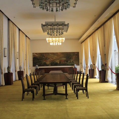 reunification palace state banqueting hall