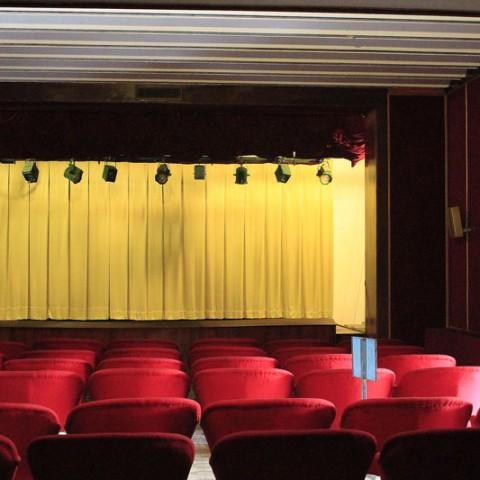 reunification palace theater