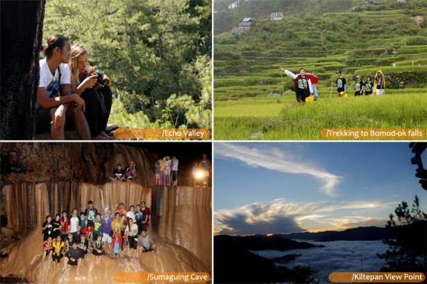 Sagada tour destinations