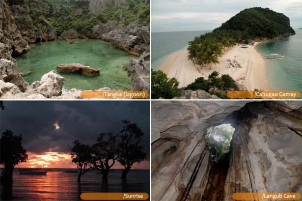 things to see in isla de gigantes