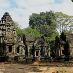 The Devatas of Thommanon Temple