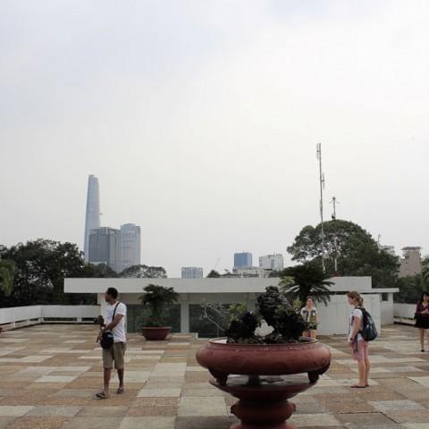 top floor reunification palace