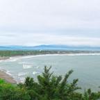 Baler panorama (as viewed from Ermita Hill)