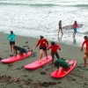Day 2 in Baler: Surfing, Ampere Cave, and Caunayan Falls