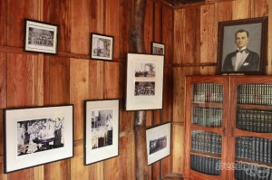 The ancestral house's gallery