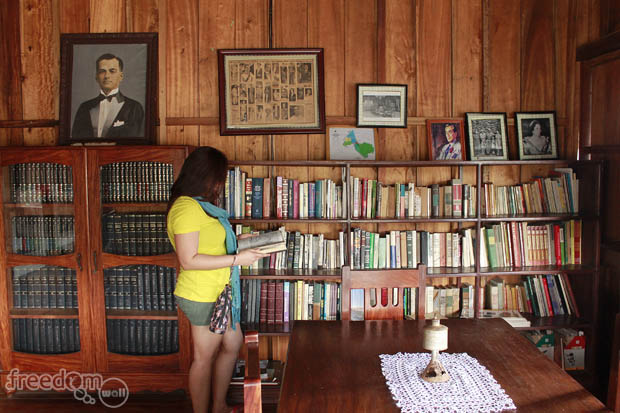 The in-house library