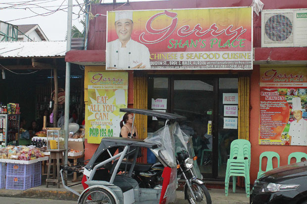 Gerry shan's place (Lutong bahay eat-all-you-can)
