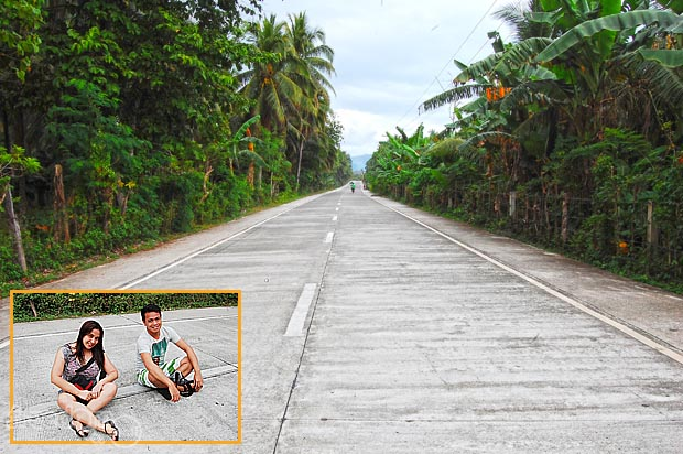 Highway to dipaculao