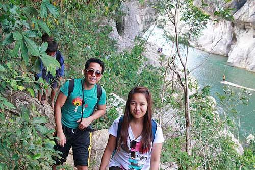 Minalungao Trekking with Karen Salting