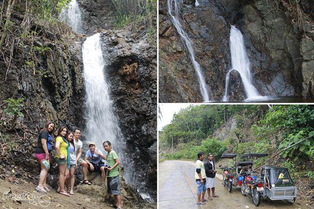 Diguisit falls