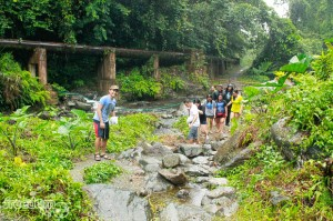 Trek to Ditumabo Falls
