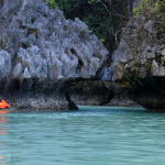 Shutter: Panoramas of the Small Lagoon of El Nido