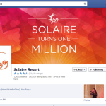 Solaire Resort and Casino Clinches 1M Fans on its First Anniversary