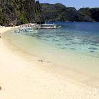 Talisay Beach, Tapiutan Island, El Nido