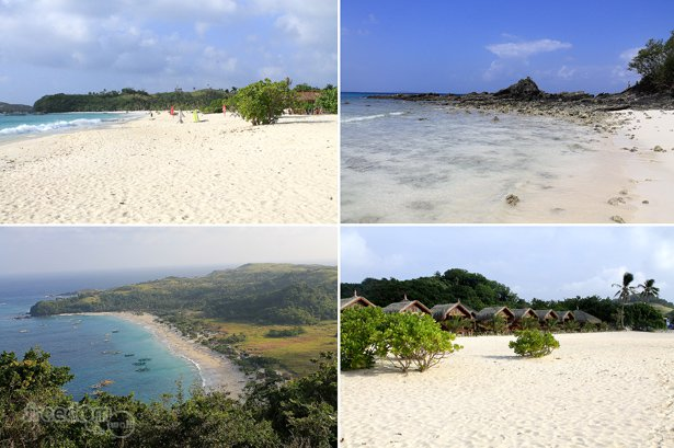 Angles of Calaguas