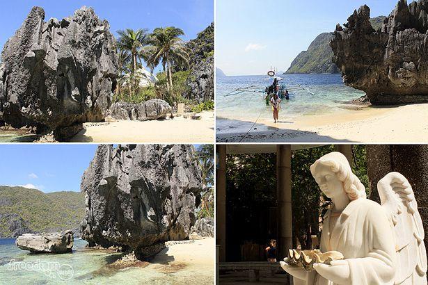 around matinloc island