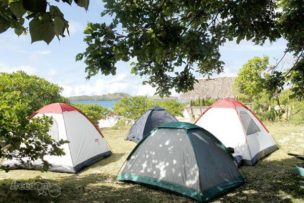 Calaguas camp