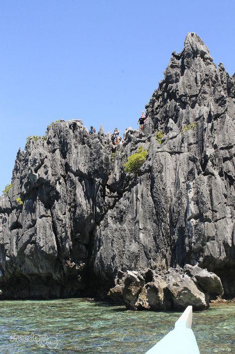 Matinloc island view deck