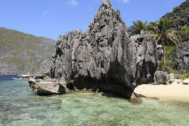 Matinloc Island Rock