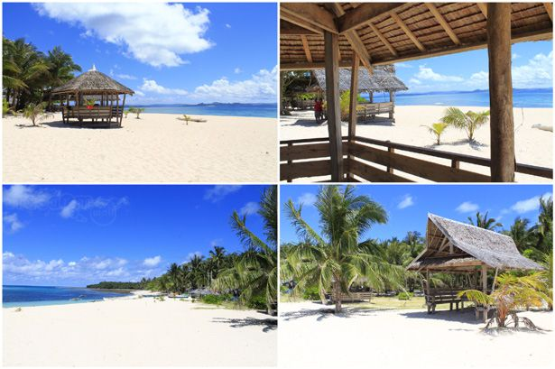 Around Daku Island (also Dako Island) in Siargao