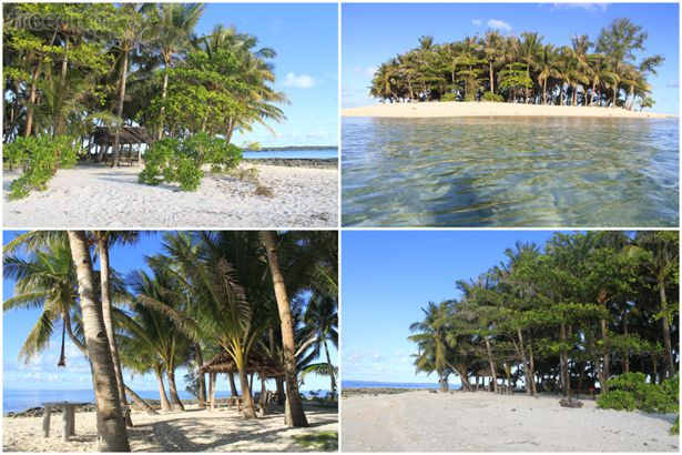 Around Guyam Island, Siargao