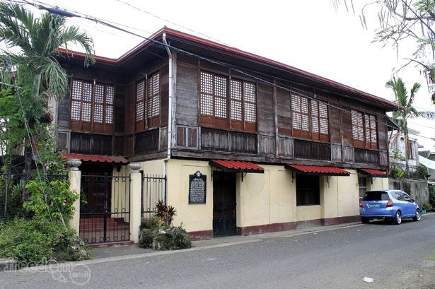 The birthplace of former President Manuel Roxas