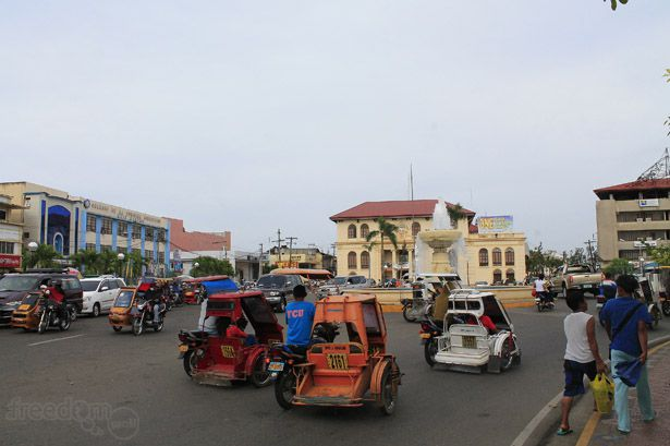 Trikes can move you around Roxas City