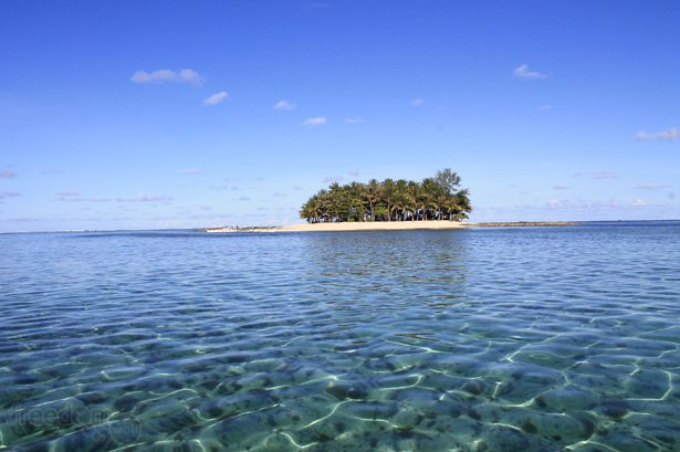 The Guyam Island, Siargao