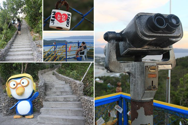Ocean tower viewpoint