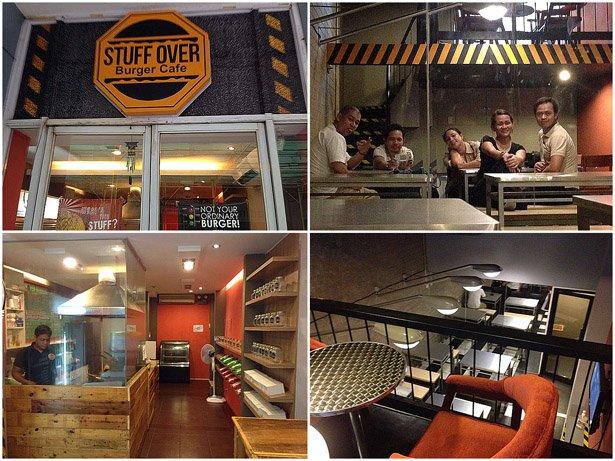 Stuff Over Burger Cafe
