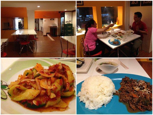 Food trip at Salang Restaurant