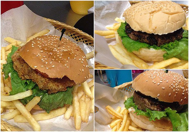 Stuff Over Burgers