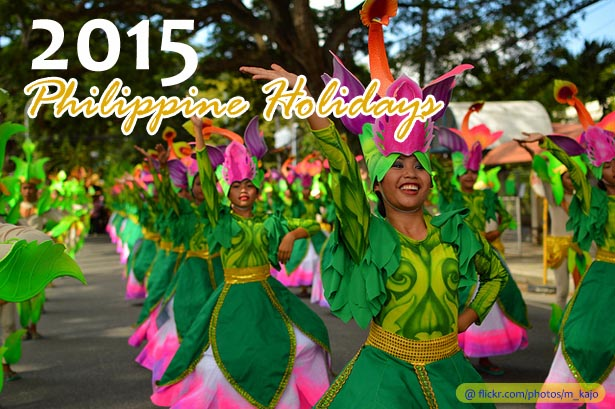 2015 Philippine Holidays