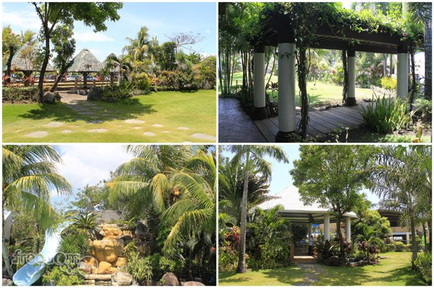 Private area around Mount Sea Resort